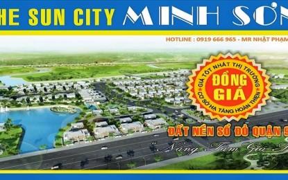"""The Sun City Minh Sơn – Cơ hội sinh lợi hay đóng """"tiền ngu"""""""