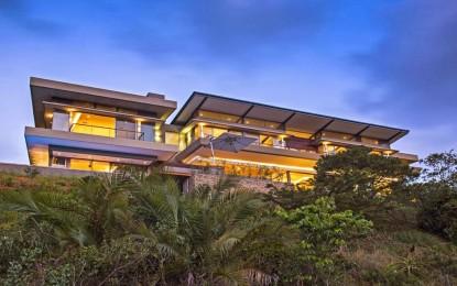 Căn nhà của 1 người giàu thật sự được thiết kế thế nào ?
