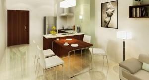 Hình ảnh thực tế căn hộ ParcSpring 1