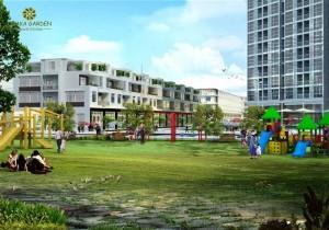 Tiện ích dự án đất nền Osaka Garden quận 8 1