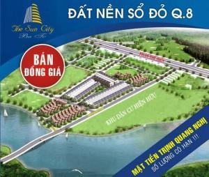 Dự án đất nền The Sun City Ba Tơ