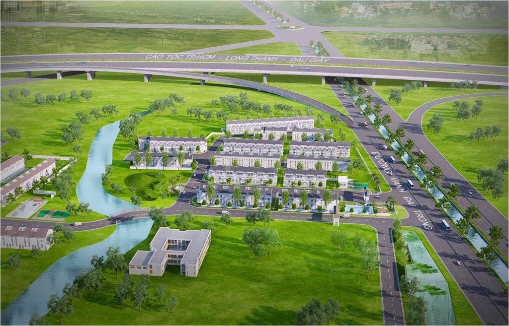 dự án Mega Residence quận 9 phối cảnh