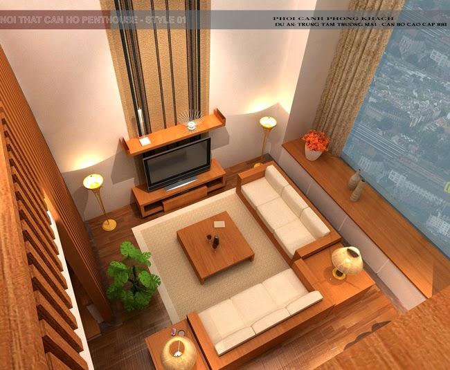 Nội thất căn hộ SSG Tower Bình Thạnh
