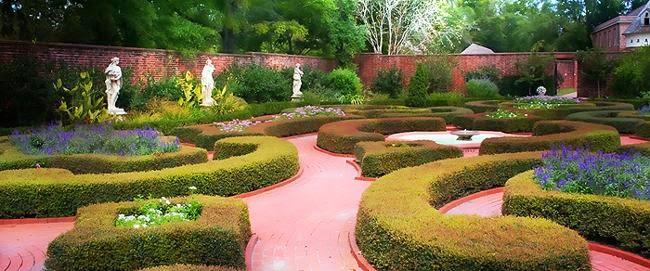 khu vuon phap tai an gia garden