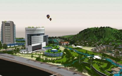 Chính thức phê duyệt dự án Thung Lũng Tím Phú Quốc