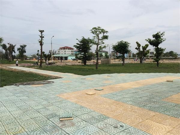 Hiên trạng dự án Green City