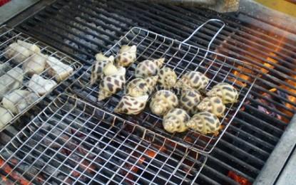 Trước 60 tuổi không được ăn ốc hương Phú Quốc thì tiếc 1 đời