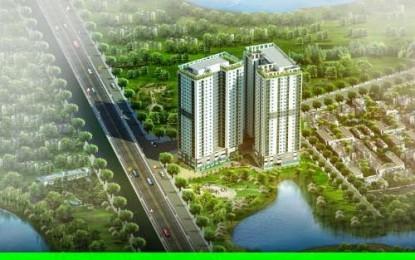 Dự án Hateco Hoàng Mai dự kiến bàn giao nhà vào quý IV/2016