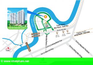 Hình 1: DKRA nhận đặt mua căn hộ Thủ Thiêm Thảo Điền