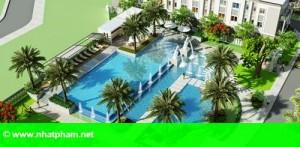 Hình 1: Khang Điền bán hơn 300 căn nhà liên kế vườn Mega Village