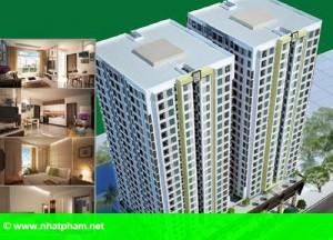 Hình 1: Phú Gia Thịnh ra mắt dự án căn hộ F.Home