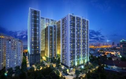 Căn hộ The GoldView quận 4 có là căn hộ cao cấp bậc nhất khu vực