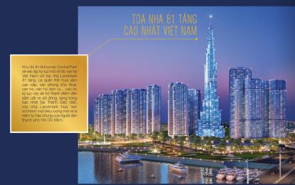 Điểm nổi bật ở Landmark 81 tòa tháp cao nhất Việt Nam