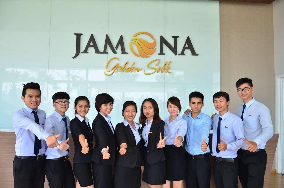 phong kinh doanh jamona golden silk