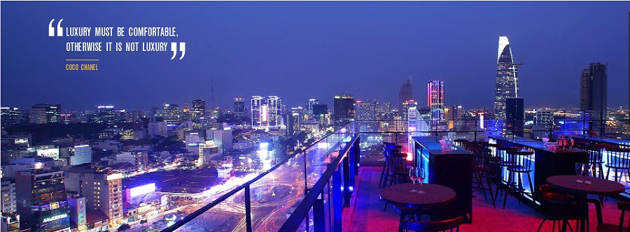 skybar the one saigon