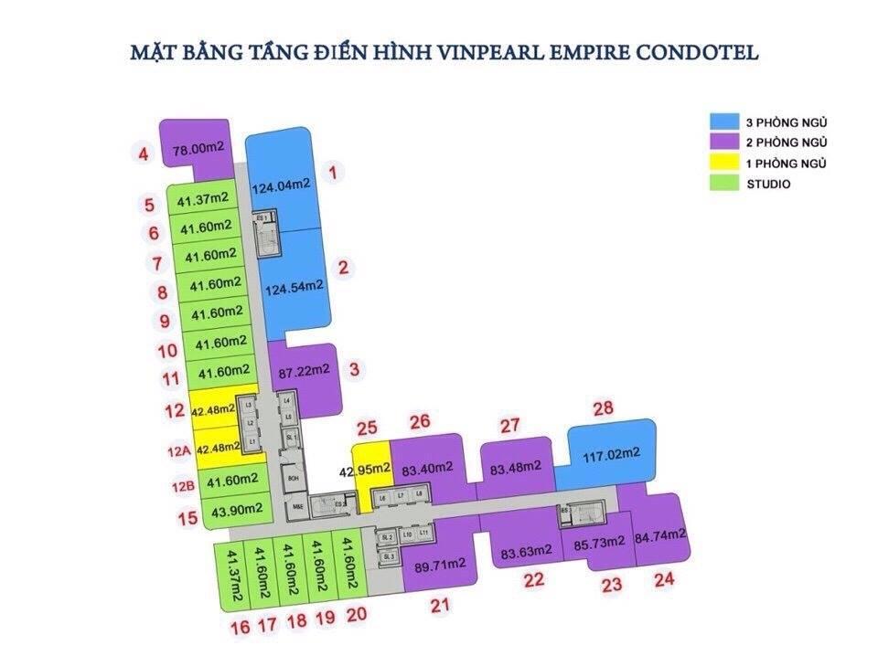 mat bang tang vinpearl empire condotel