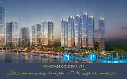 Mua biệt thự Vinhomes Riverside tặng ngay siêu xe Mer