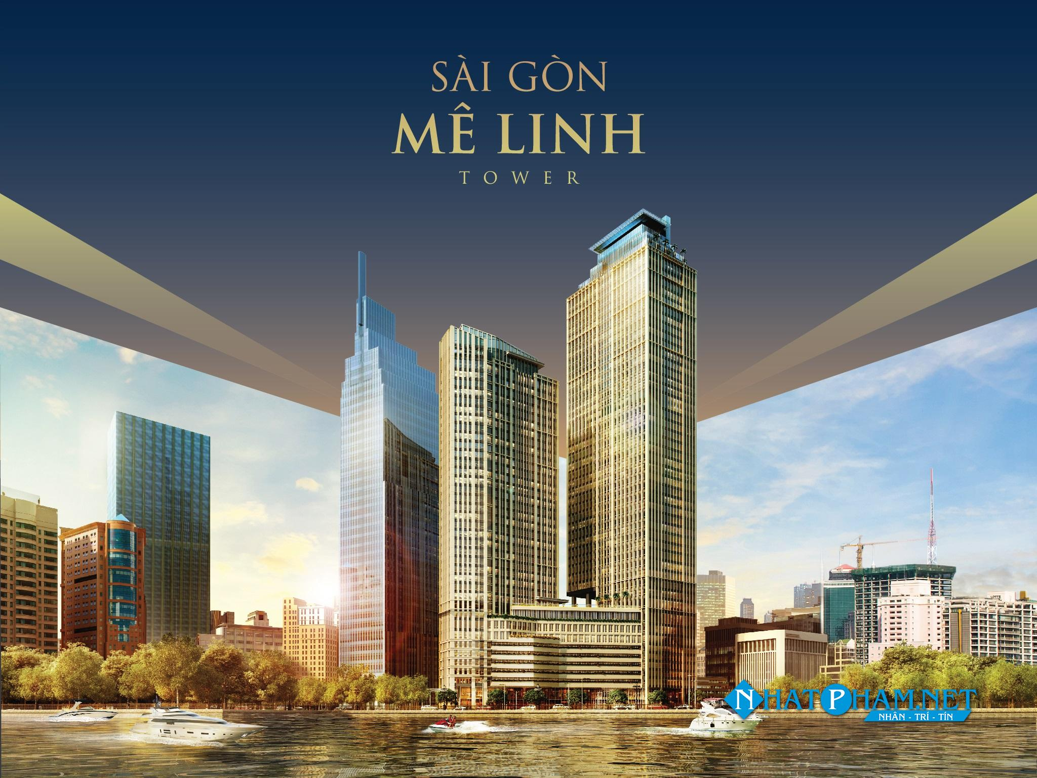 sai gon me linh tower