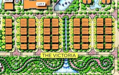 Thông tin sơ bộ The Victoria Vinhomes Golden River