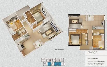 Căn hộ 2 phòng ngủ One Verandah phù hợp với khách hàng nào?