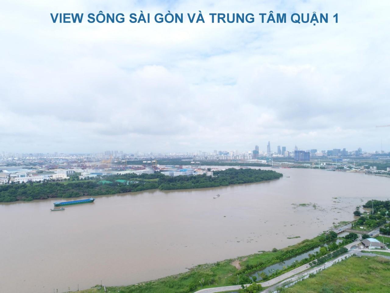 one verandah view song va quan 1