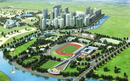 Dự án căn hộ Saigon Sports City Keppel Land Quận 2