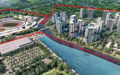 Top các dự án lớn được thị trường quan tâm đang hình thành tại Rạch Chiếc