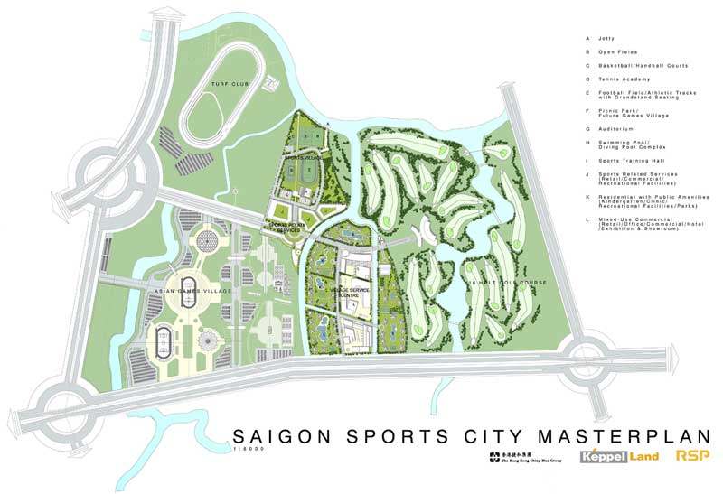 mat bang du an saigon sports city quan 2