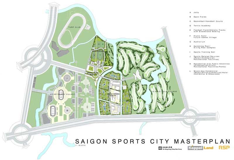 saigon sports city quan 2
