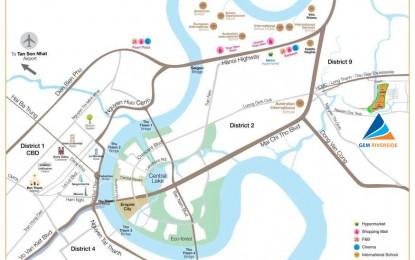 Tiềm năng đầu tư cho thuê tại dự án Gem Riverside Quận 2