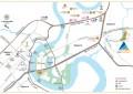 Căn hộ Gem Riverside với vị trí kết nối giao thông