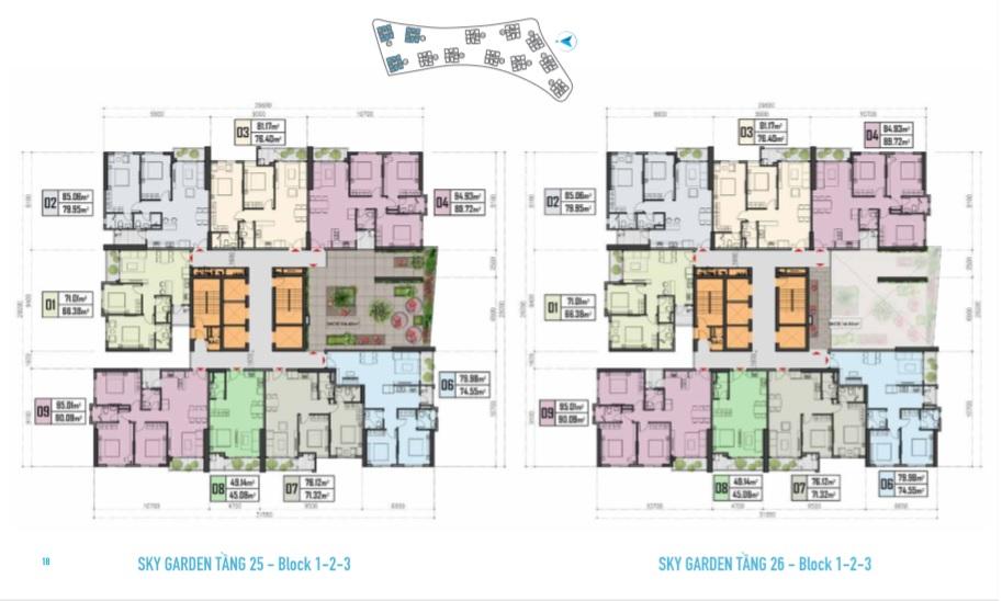 sky garden tang 25 block 1 2 3