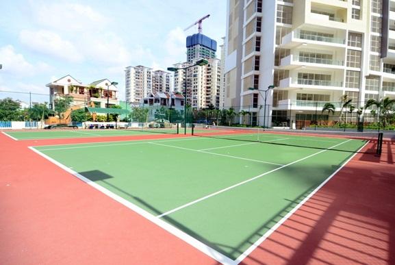 san tennis tai the estella