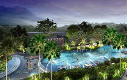 Palm Garden Keppel Land sở hữu hồ bơi phong cách Resort