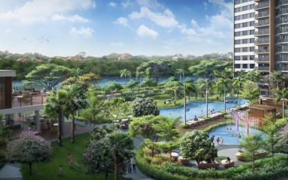 Cảm nhận về thiết kế dự án căn hộ Palm Garden Keppel Land