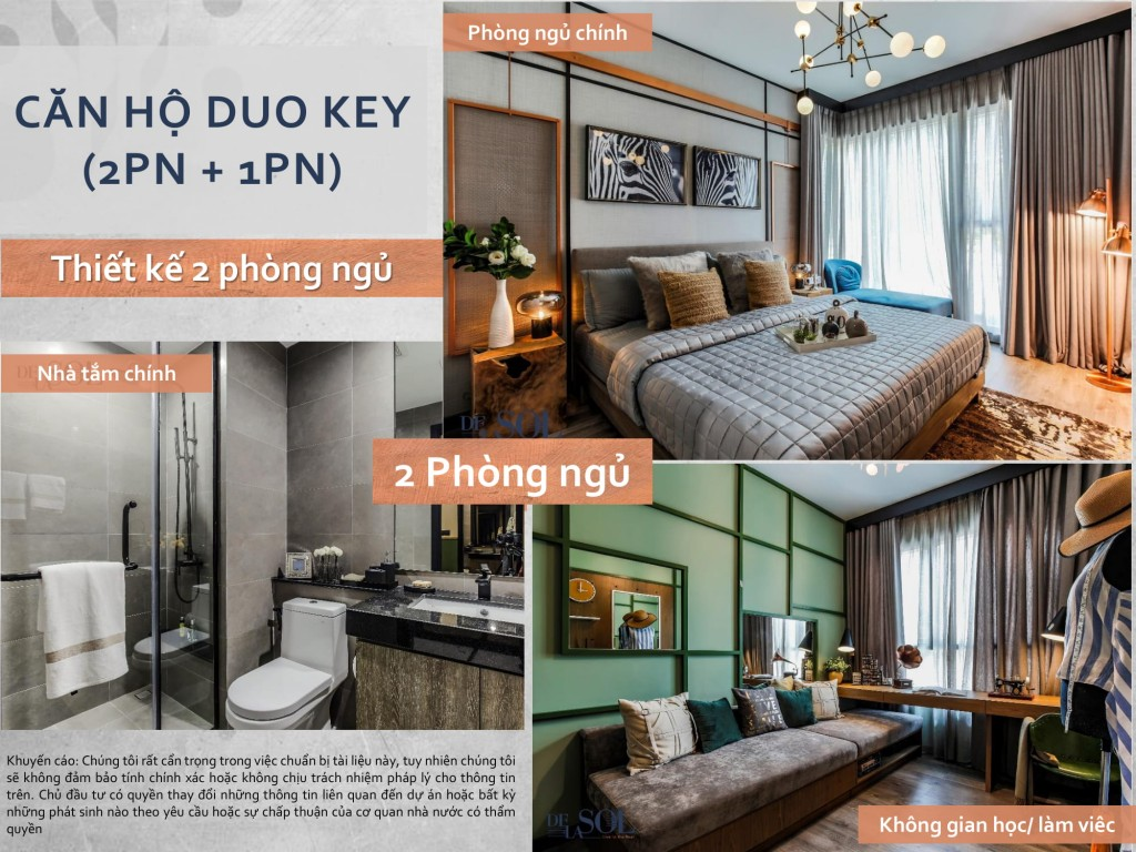 thiet ke can ho duo key de la sol 2