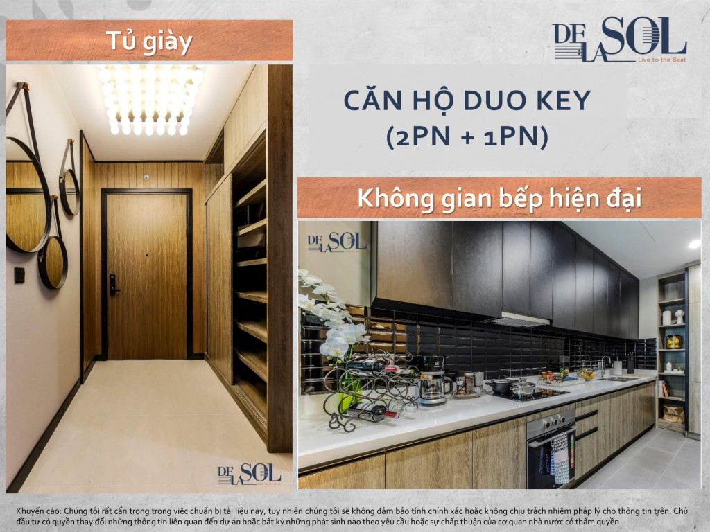 thiet ke can ho duo key de la sol 4