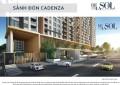 Tiến độ dự án căn hộ De La Sol CapitaLand